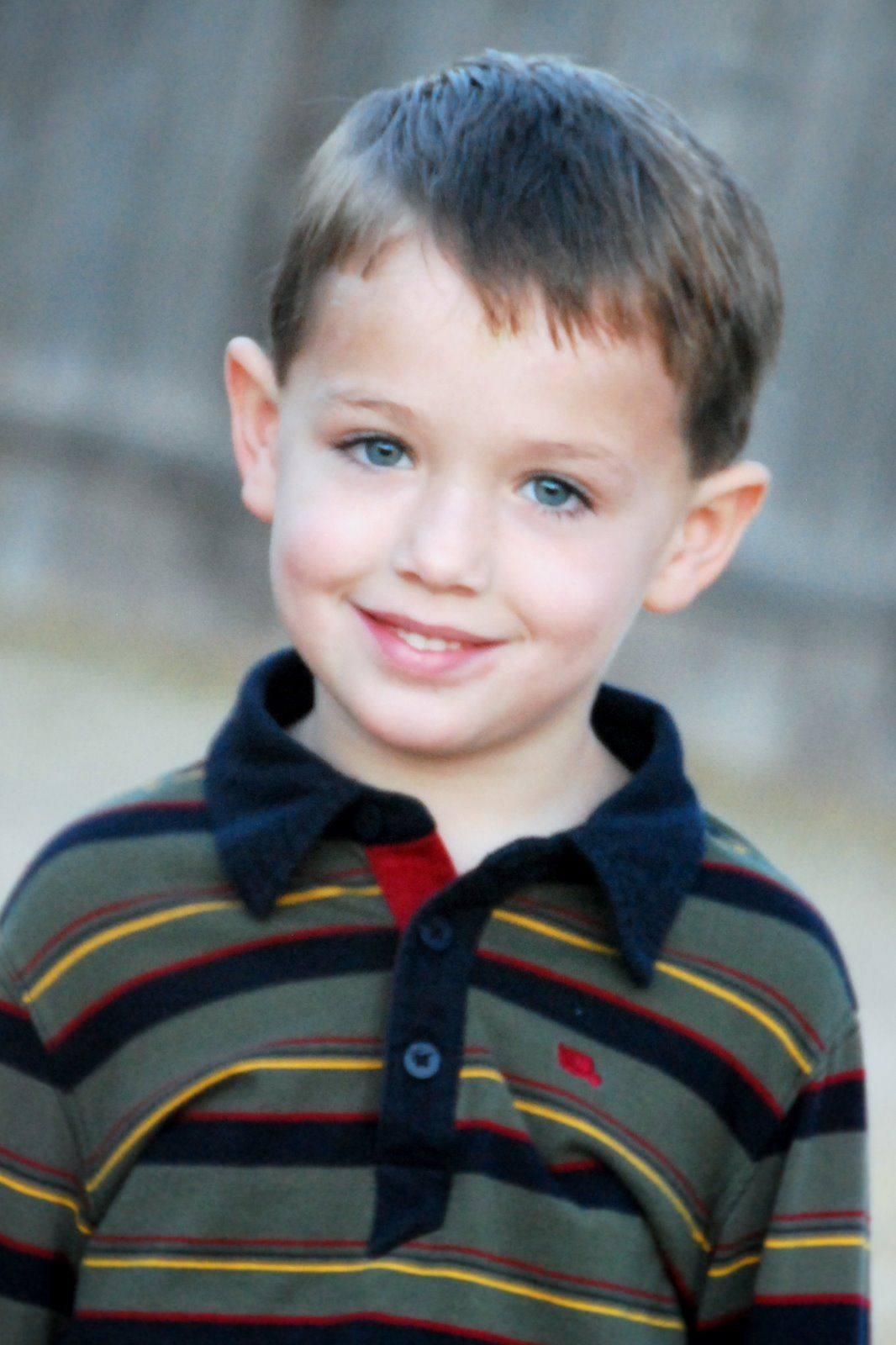 7 Year Old Boy With Brown Hair Haircut Trends