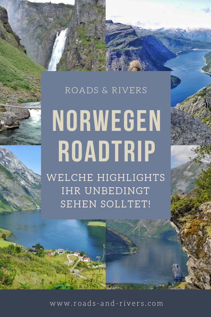 Norwegen Roadtrip | 2 großartige Wochen in Südnorwegen (alle Highlights)