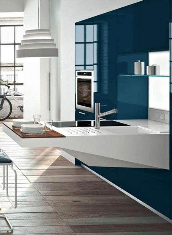 Arredare una cucina piccola e abitabile | Houses | Pinterest ...