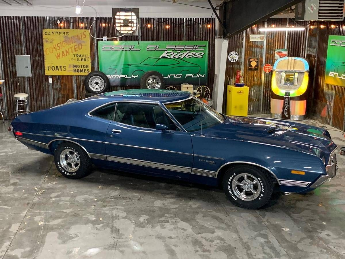 1972 Ford Gran Torino For Sale 2201603 Hemmings Motor News