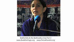 Pema Khandro on Training the mind - Bodhichitta Pt. 2  Pemakhandro.net