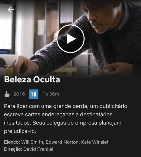 Filme Beleza Oculta David Frankel Indicacao De Filmes Netflix Sugestoes De Filmes Netflix Filmes