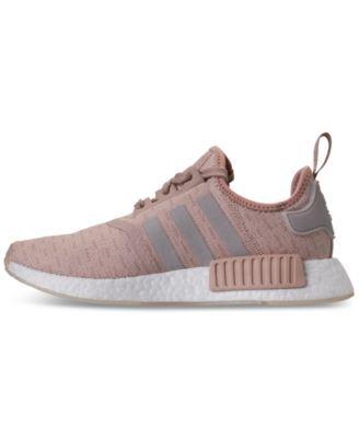 Adidas donne scarpe casual da nmd r1 traguardo rosa 10