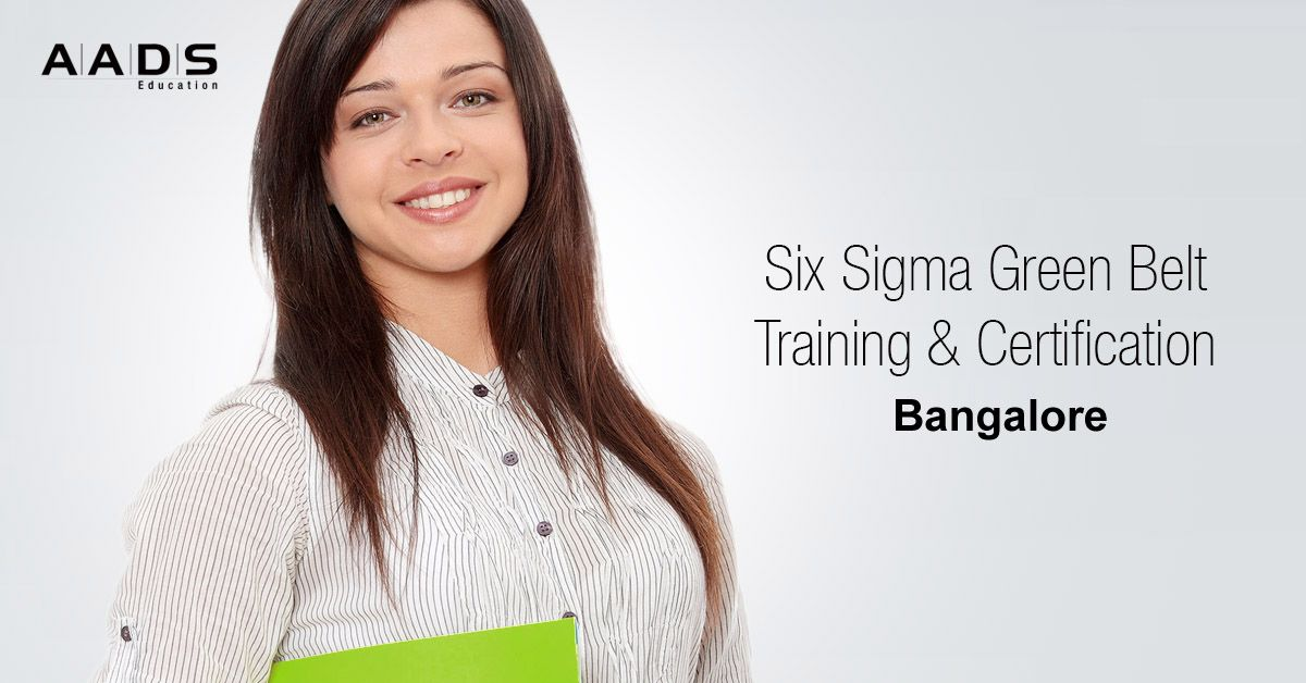 Become Six Sigma Green Belt Professional Batch Starting In August