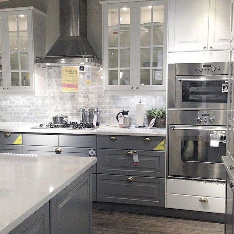 45+ Beautiful Kitchen Backsplah Tile Ideas