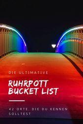 Ruhrpott mal anders: Diese 42 Orte solltest du kennen  Das #Ruhrgebiet hat sich schon lange zur Kulturregion entwickelt – wer was anderes behauptet,…