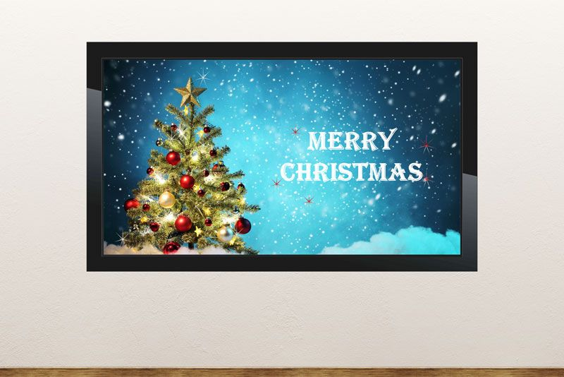 Free Christmas Powerpoint Template With Multiple Variations
