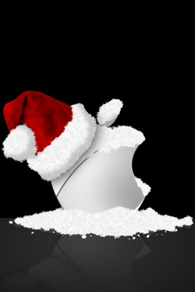 Apple Logo Christmas Wallpaper Bing images Christmas