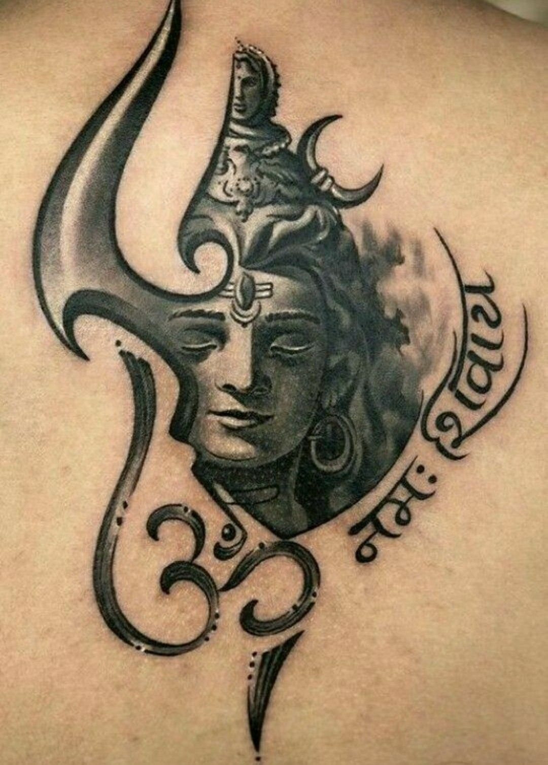 Mahadev tattoo hd images