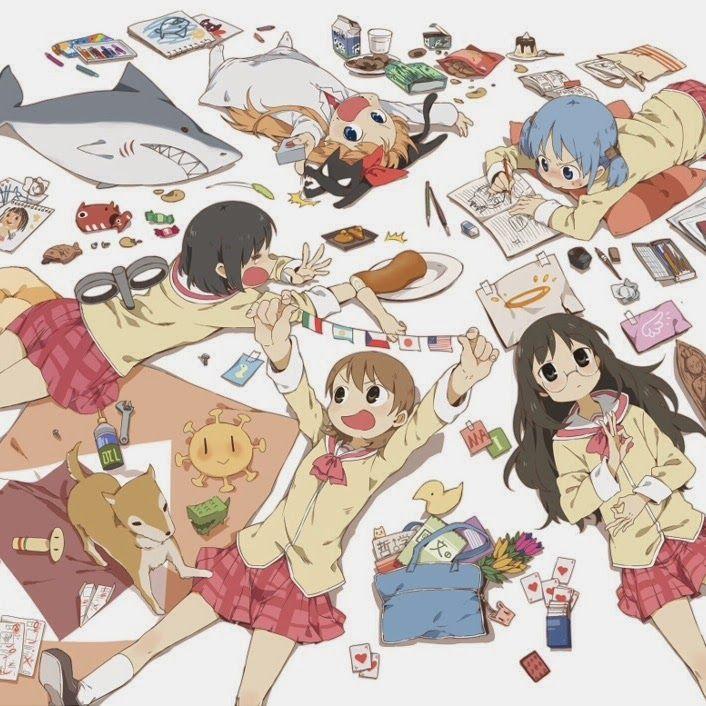 Slice Of Life Anime List Slice of life anime, Anime