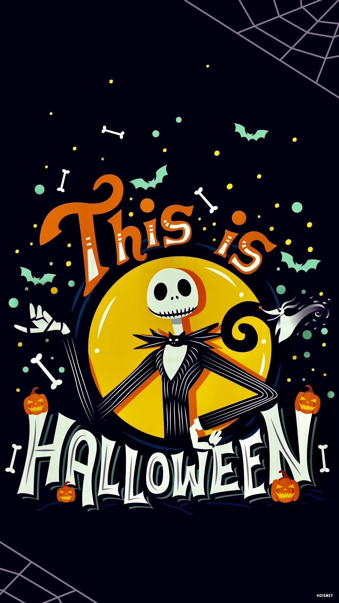 Pin By Audrey Melski On Disney Love Nightmare Before Christmas Wallpaper Halloween Wallpaper Nightmare Before Christmas