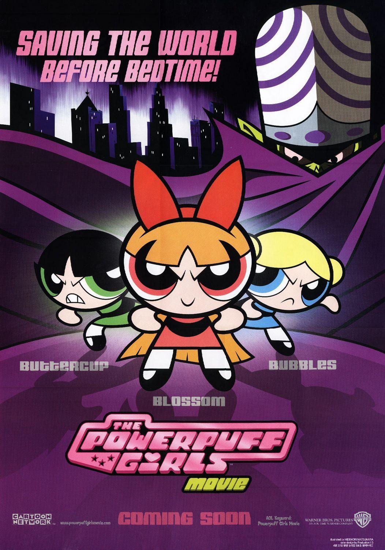The Powerpuff Girls Db Title