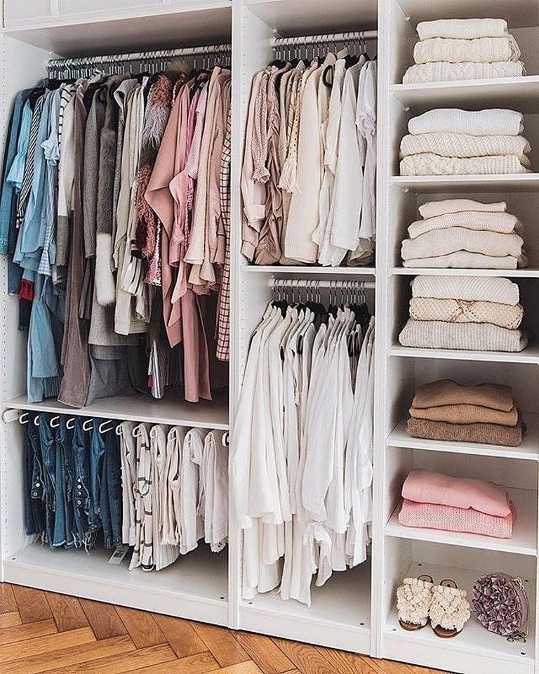 38+ Best Custom Closet Small Design Ideas That You Can Try ...