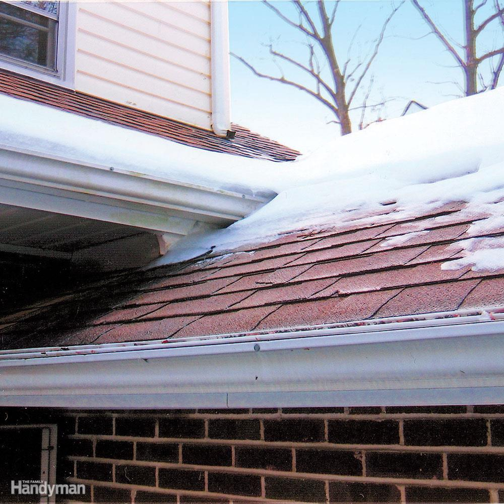 12 Roof Repair Tips: Find and Fix a Leaking Roof | Leaking ...