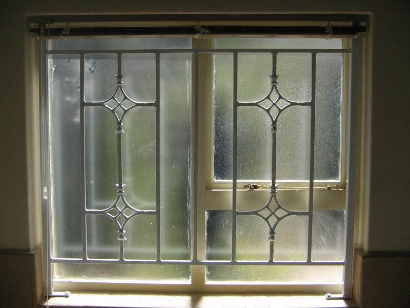 Burglar bars cape town windows and doors concept steel for Window bars design
