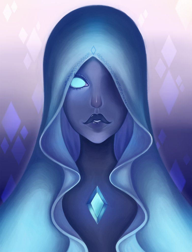 Blue Diamond from Steven Universe!