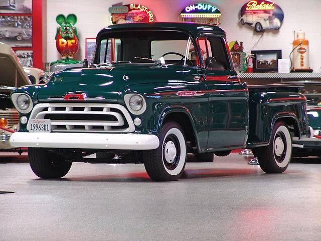 1957 Chevrolet 3100 Chevrolet Trucks 1957 Chevrolet Trucks