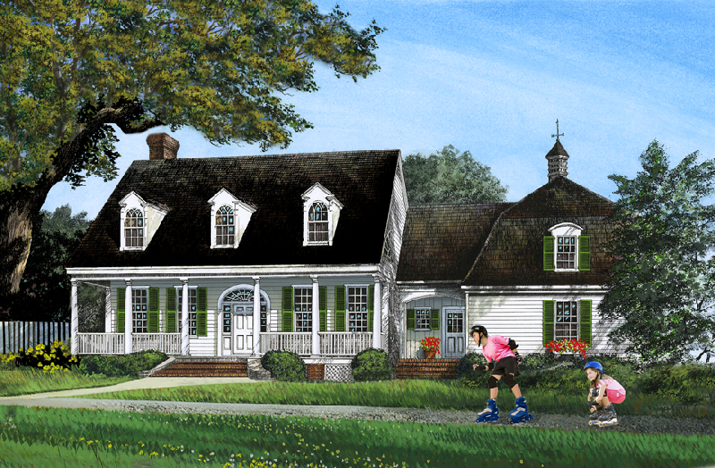 Lovely William E Poole Home Designs Part - 11: William E Poole Designs - Waterford