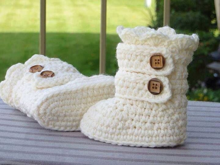 Little booties | Baby Fashion | Pinterest