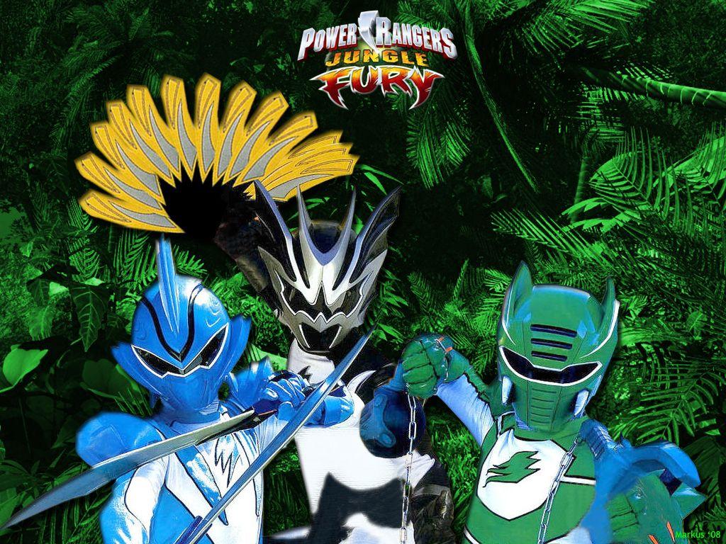 Power Rangers Jungle Fury Spirit Power Rangers Jungle Fury