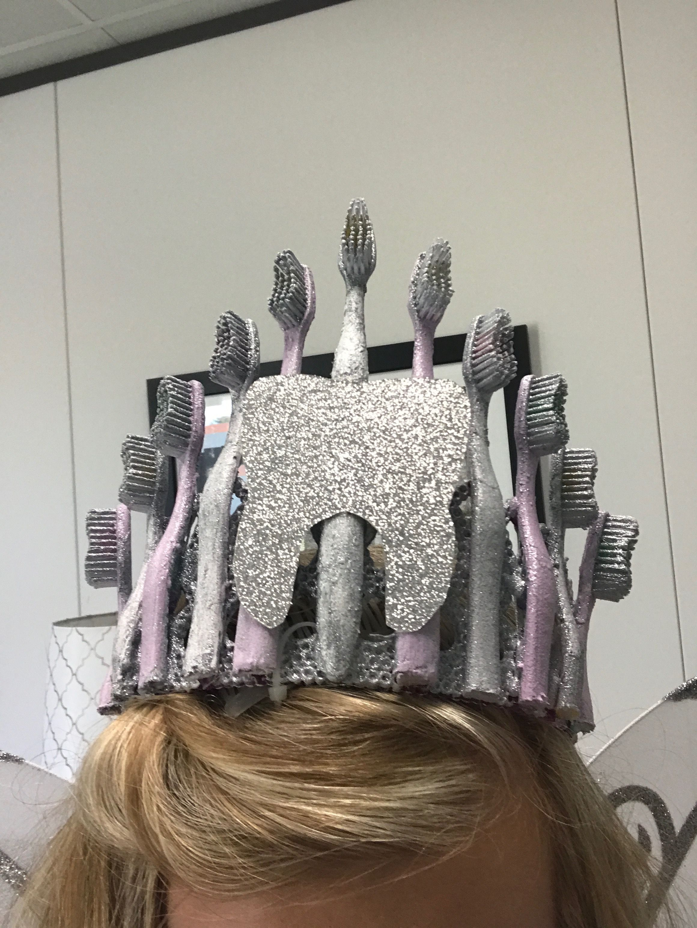 Watch How to Make a Fairy Tiara video