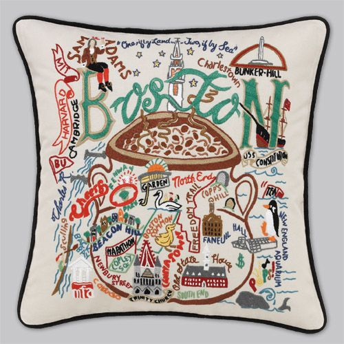 Cat Studio Pillows - for States or Cities