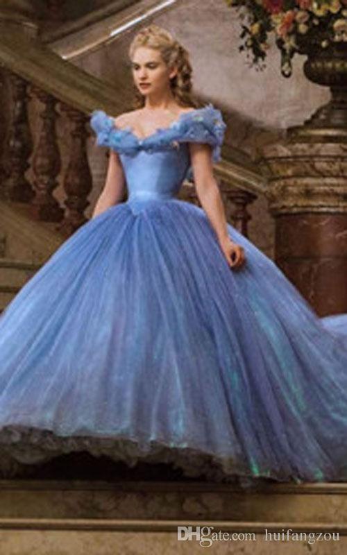 Cinderella 2015 Dress Collection