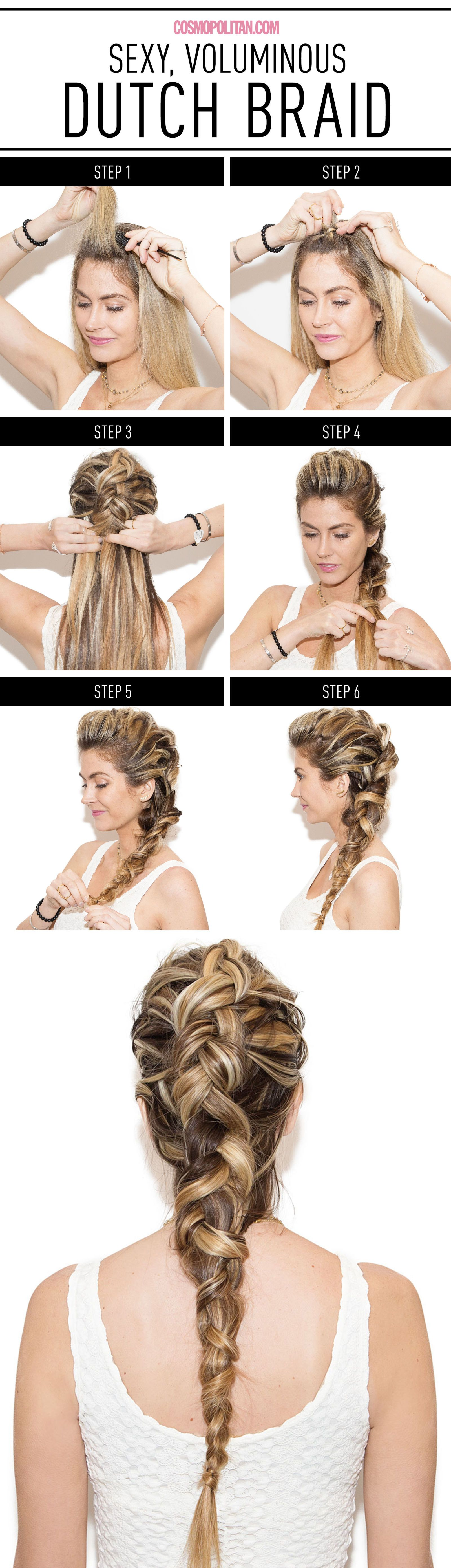 Your new favorite braid will make you look so hot hair style