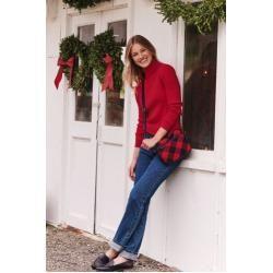 Reduzierte Rollkragenpullover für Damen #knittedsweaters