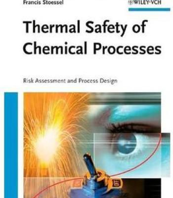 Thermal Safety Of Chemical Processes PDF | Chemistry