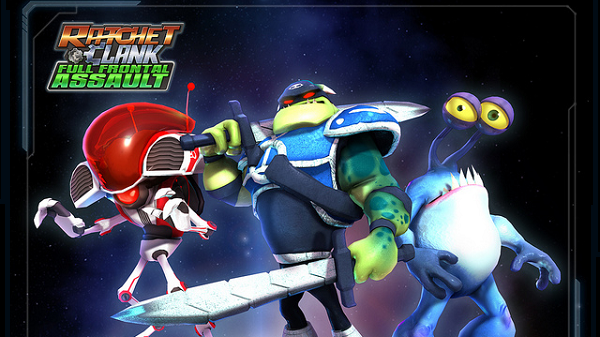 Today Sony announced that Ratchet and Clank: Full Frontal Assault would not be hitting the PlayStation 3 and the PlayStation Vita at the same time and it seems that they have chosen to wait until only a week before the game's release before announcing such a delay.