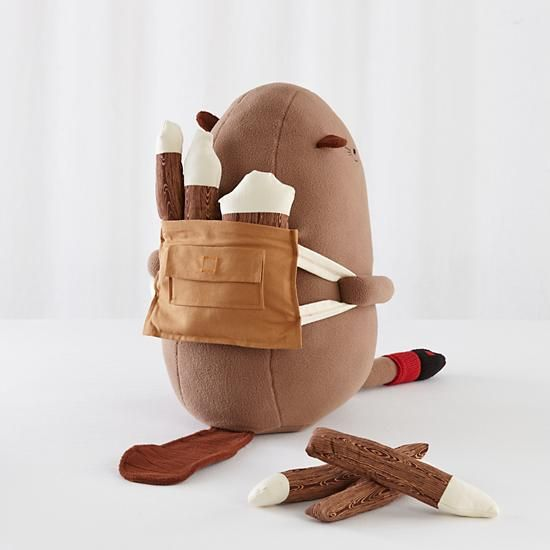 Not-So-Busy Beaver | The Land of Nod | .childthings | Pinterest ...