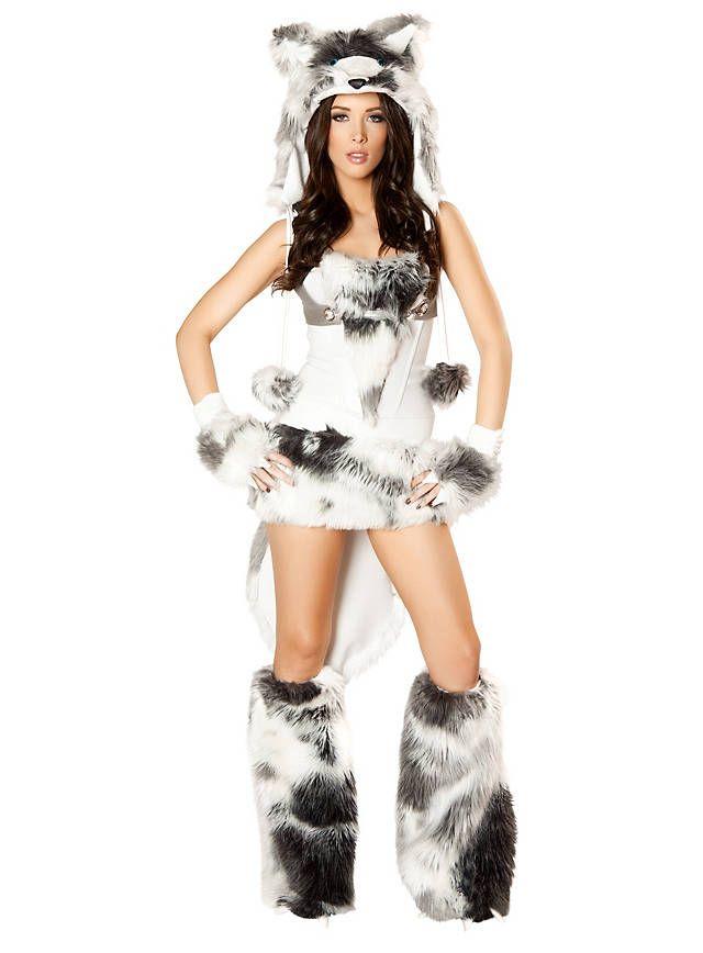 Sexy Husky Premium Edition Kostum Hund Scharf Heiss Supersexy