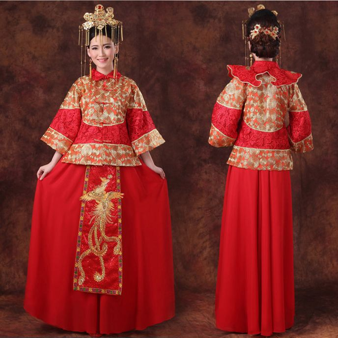 traditional chinese wedding dress weddingdress