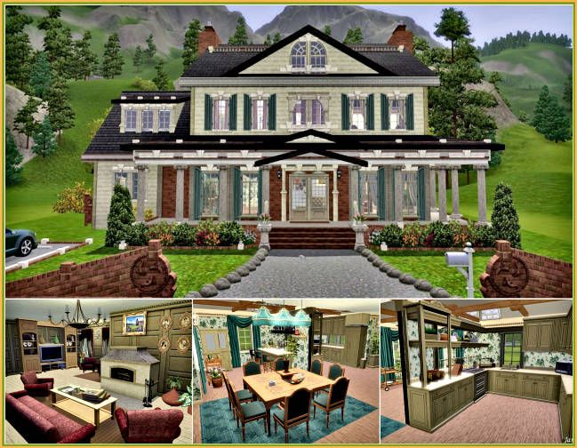 Pin On Sims 3