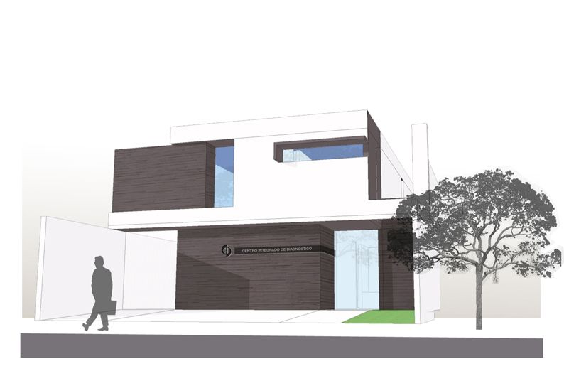 Clínica CID #grauarquitetura www.grauarquitetura.com