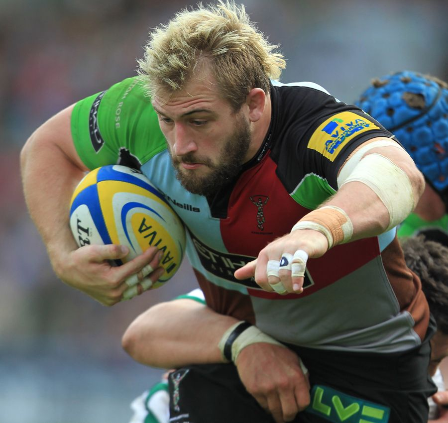 English Rugby Player To Nfl: Quins Front Row And Undebatable BADASS Joe Marler.