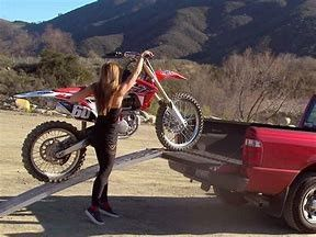Safest Way for One Person to Load A Dirt Bike –