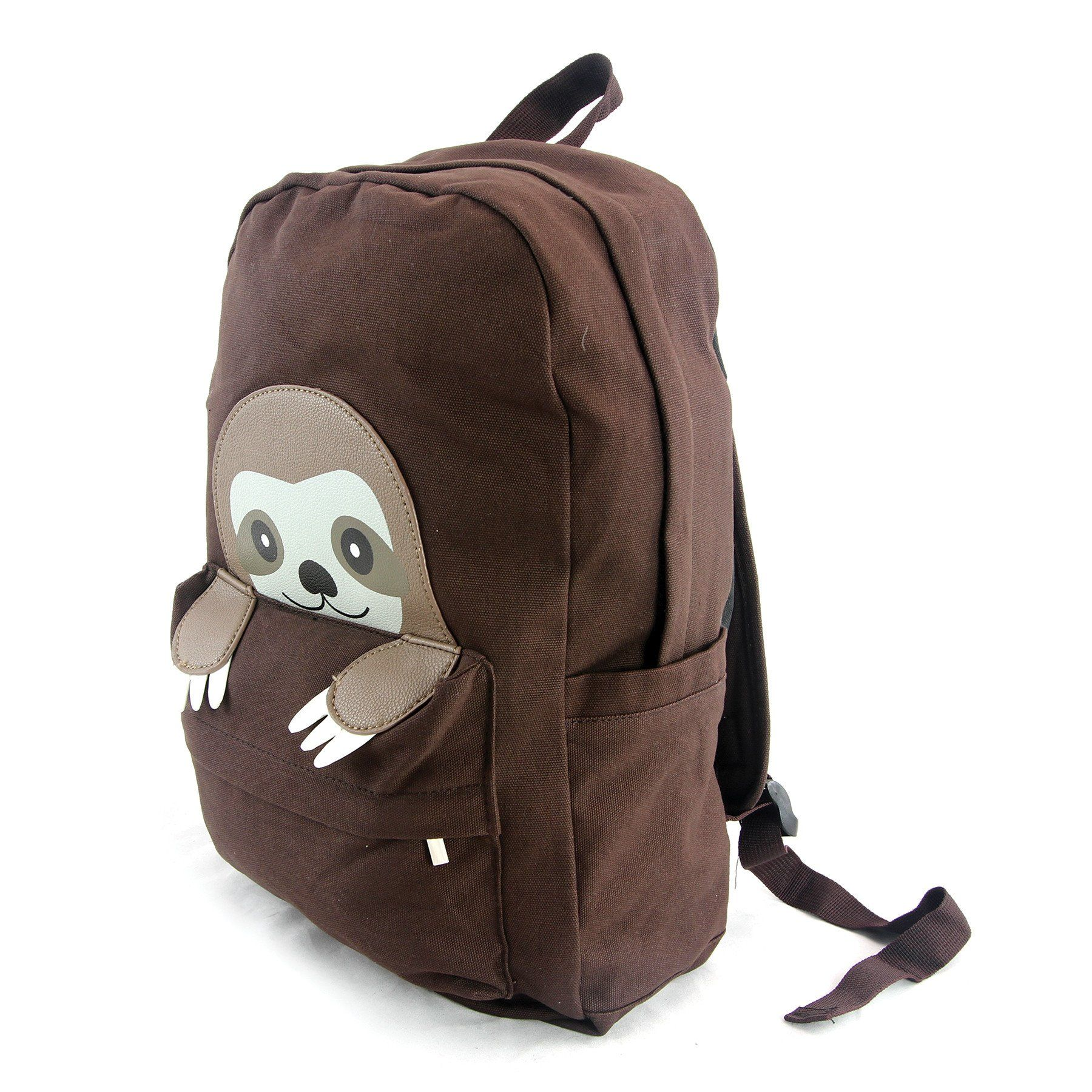 Cute Baby Sloth Backpack #babysloth