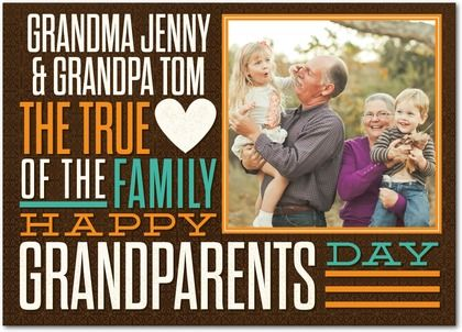 True Heart | Grandparents Day Cards from Treat.com