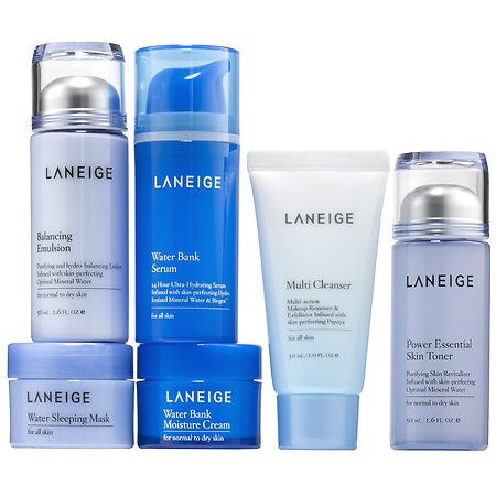 Hydration Trial Kit Laneige Sephora This Set Is Absolutely Amazing Skin Care Revive Skincare Sephora