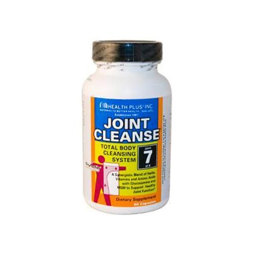 Health Plus Joint Cleanse Total Body Cleansing System (90 Capsules)