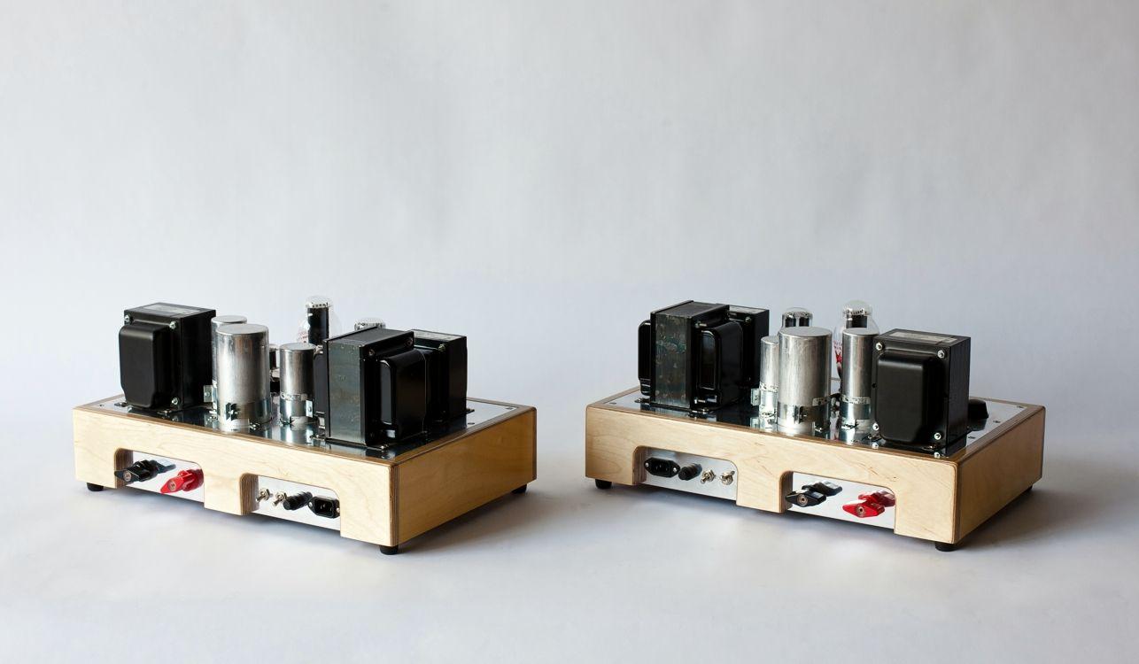 300B Mono Block Hi Fi Tube Amplifier | Hi Fi aspirations