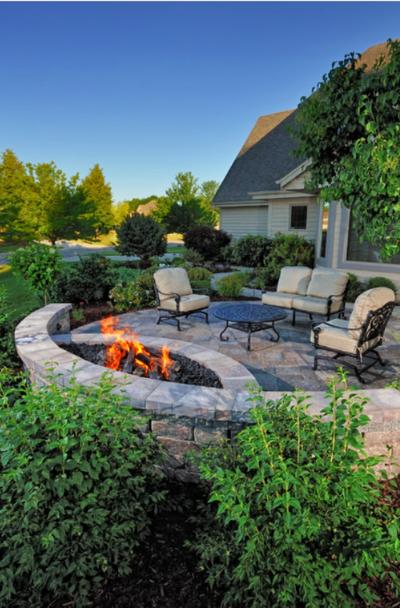 Photo of 39 Backyard Fire Pit Ideas