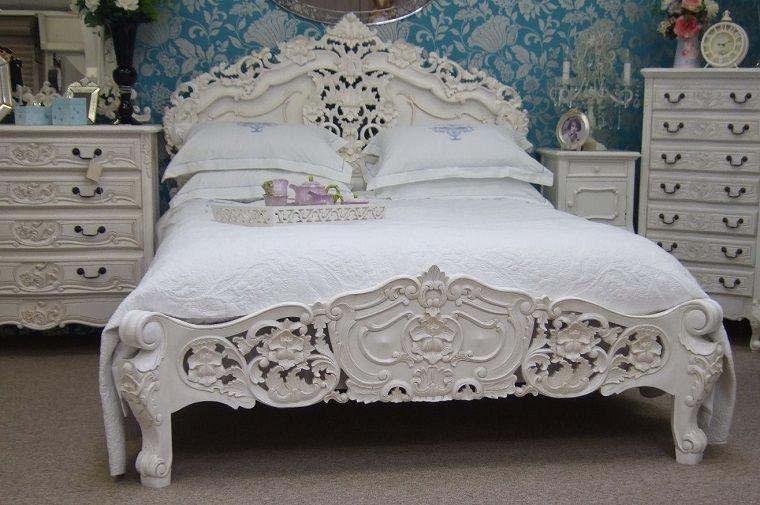 camas antiguas de madera restauradas - Buscar con Google | Antique ...