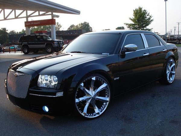Southwestengines Modified Chrysler 300 2005 With Images