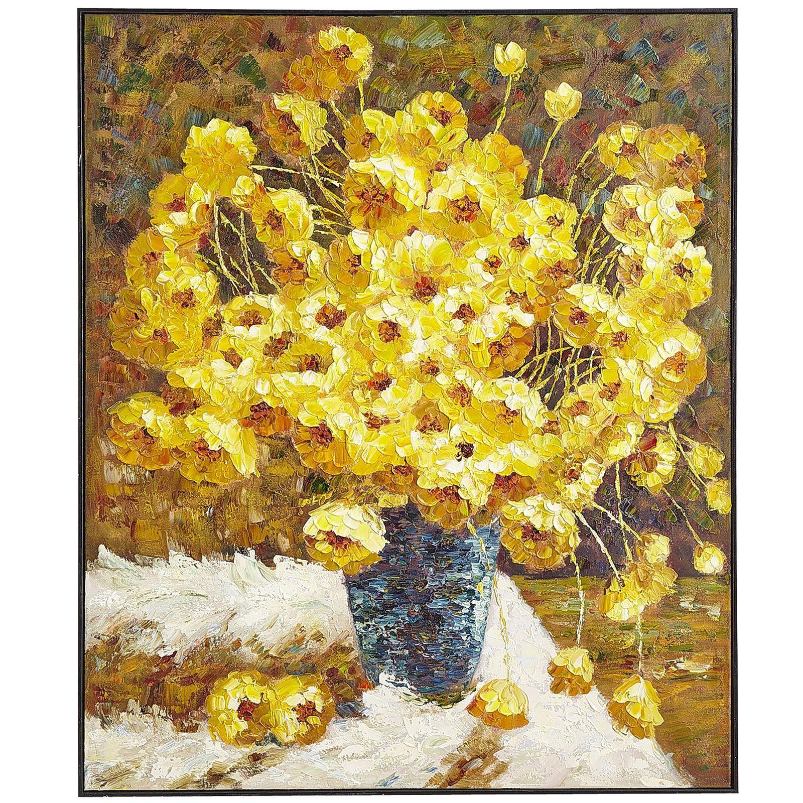 Golden Peonies Art | Pier 1 Imports | Art - Living/Dining Ideas ...