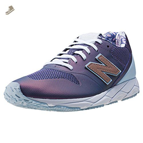 purple new balance trainers