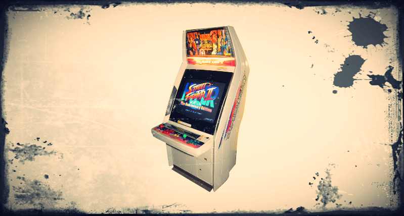 SEGA Blast City Japan Arcade Treasure!