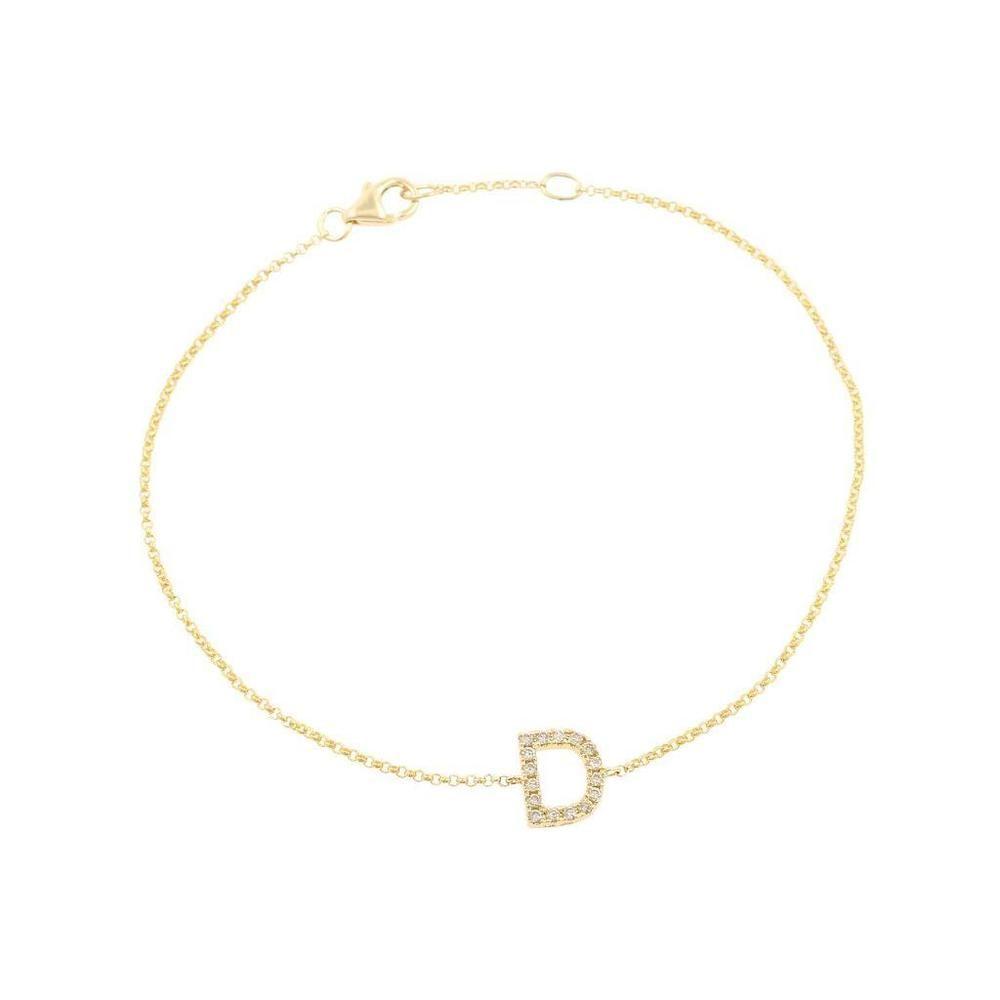 36++ Letter d necklace 14k gold ideas